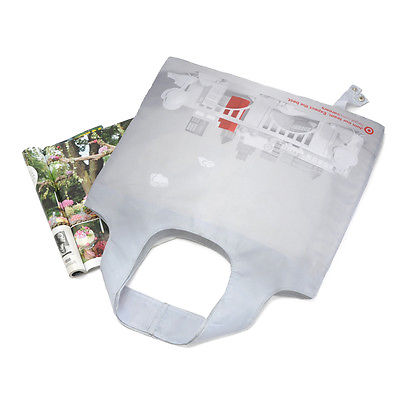 e78b93b66c Target Foldable Reusable Recycle Carrier Tote Bag Shopping Bags